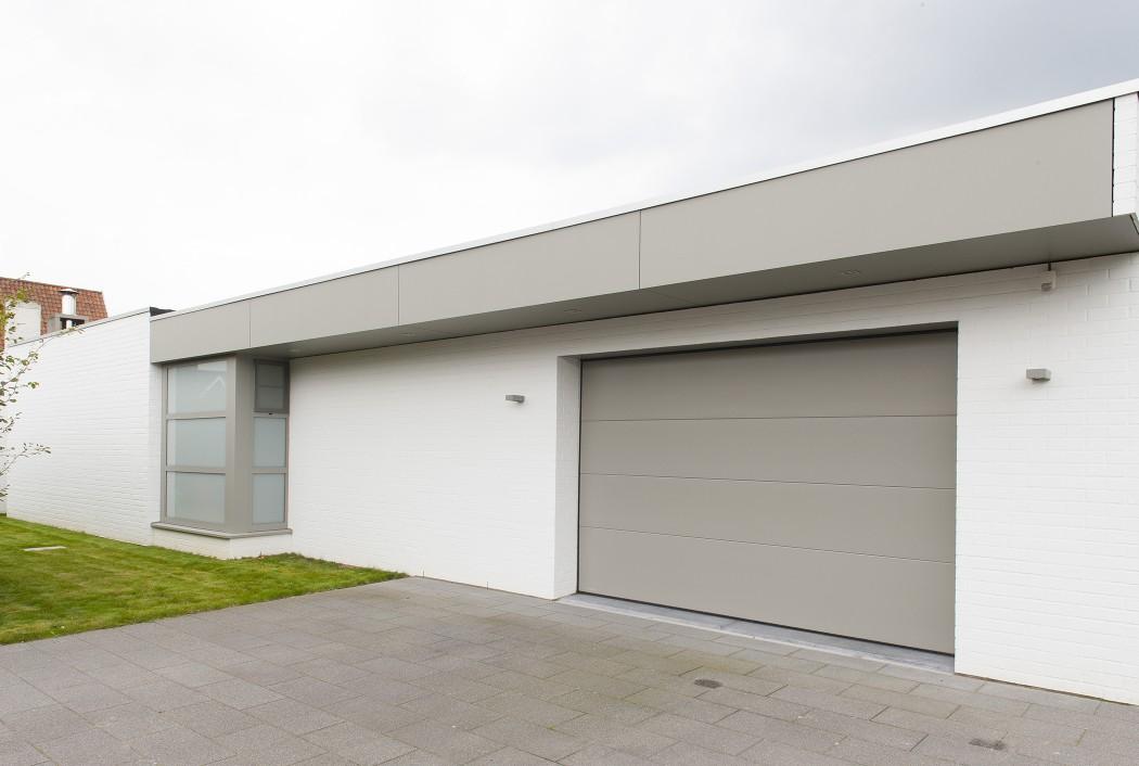 Sectionnelles - Seuil porte de garage sectionnelle ...